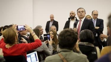 Après sa longue conférence de presse qui s'est tenu au Liban ce mardi 8 janvier, Carlos Ghosn a enchaîné les entretiens exclusifs