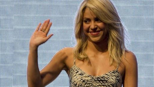 Shakira n'en est pas à son coup d'essai dans la publicité.