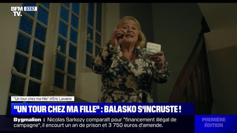 """Josiane Balasko revient au cinéma avec le film """"Un tour chez ma fille"""""""