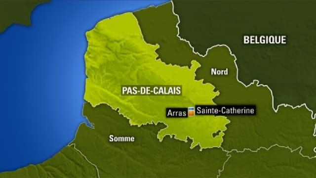 Près d'Arras, un homme a tué trois personnes avant de se suicider, le soir de la Saint-Sylvestre.