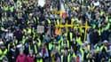 De nouveaux heurts ont éclaté à Paris ce samedi en marge de la 8e journée de mobilisation des gilets jaunes.