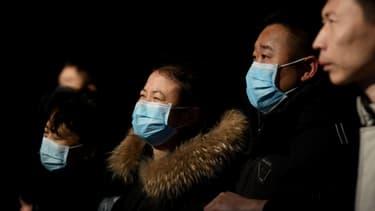 Habitants de Pékin.
