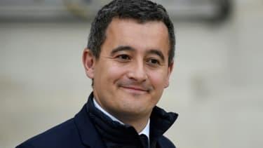 Le ministre Gérald Darmanin.