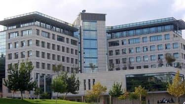 La faculté des Sciences informatiques du Technion, l'université où les grands groupes américains viennent recruter les futurs ingénieurs.