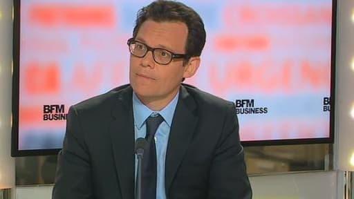 Stéphane Israël était l'invité de BFM Business, ce lundi 23 juin.