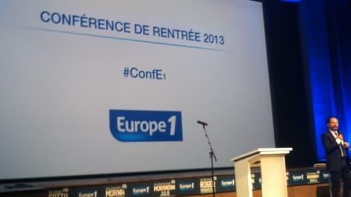 Denis Olivennes promet de remonter à 10% d'audience d'ici 2016