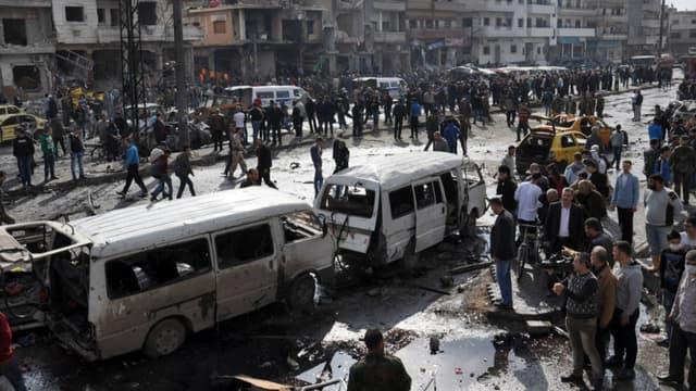 En Syrie,  les manifestations anti-régime reprennent - Vendredi 4 mars 2016
