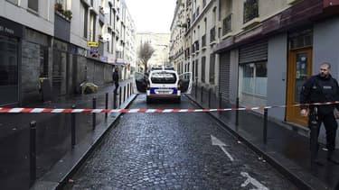Un homme a été abattu devant un commissariat du 18e arrondissement à Paris ce jeudi.
