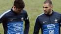 Karim Benzema et Olivier Giroud