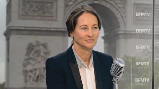 Ségolène Royale était l'invitée de BFMTV et RMC ce 19 juin