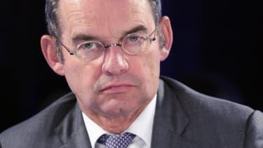 Patrick Jeantet devrait prendre la tête de SNCF Réseau.