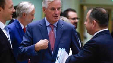 Michel Barnier est proche d'un succès dans les négociations du Brexit.