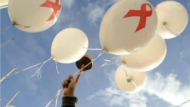 Dans le monde, 35 millions de personnes sont séropositives.