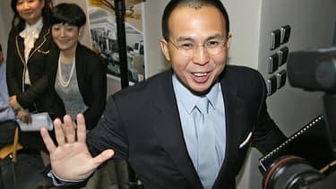 Richard Li a fait ses études aux Etats-Unis.