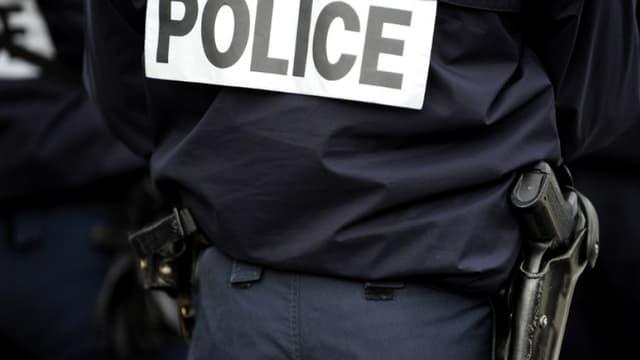 Un agent de police (illustration).