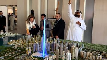 La tour devrait être achevée en 2020.