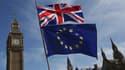 Le Royaume-Uni devra payer une facture comprise entre 55 et 60 milliards d'euros pour sortir de l'UE.