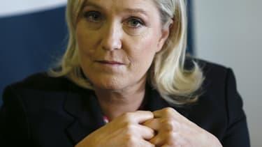 Marine Le Pen, le 19 février 2016.
