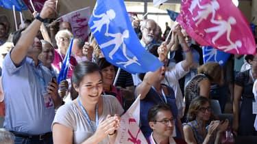 Le Mariage pour tous, auquel s'est fermement opposé la Manif pour tous, va-t-il être un handicap pour le retour de Nicolas Sarkozy?
