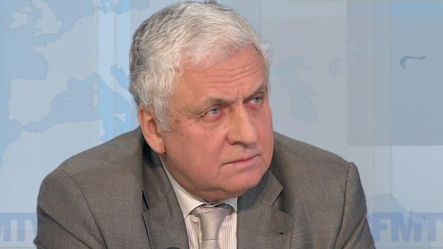 Alexandre Orlov, ambassadeur de Russie en France.