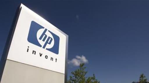 HP n'est pas sorti du marasme au troisième trimestre 2013.