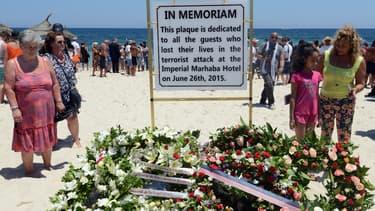 Trente touristes britanniques ont trouvé la mort dans l'attentat de Sousse le 26 juin dernier.