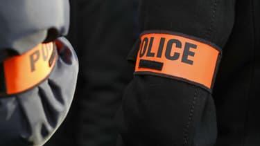 Des policiers ont été agressés jeudi à Aulnay-sous-Bois. Photo d'illustration
