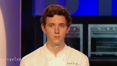 Martin, candidat belge de Top Chef saison 6
