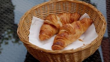 Dans certaines boulangeries, le croissant est passé de 1,05 à 1,15 euro l'unité?
