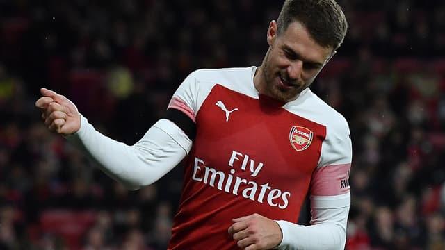 Aaron Ramsey termine son contrat avec Arsenal au mois de juin 2019.