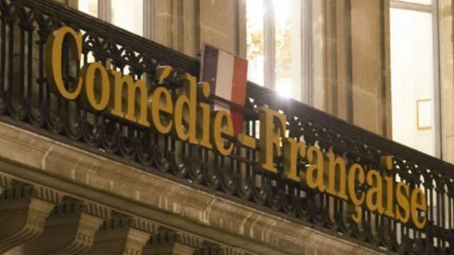 Illustration - Le balcon de la Comédie-Française -