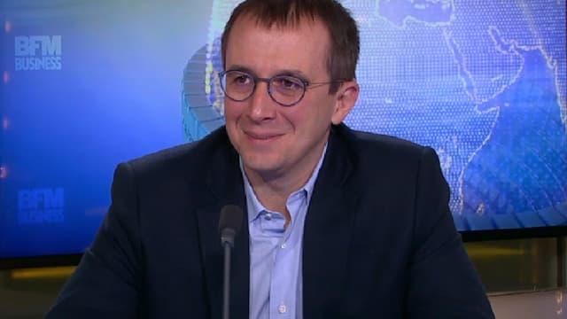 Xavier Barbaro, le PDG de Neoen.