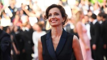 L'ancienne ministre de la culture, Audrey Azoulay le 23 mai au Festival de Cannes.