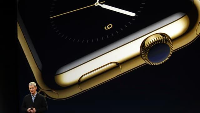 Pour produire l'AppleWatch, et notamment la version Edition, Apple pourrait avoir besoin du tiers de la production mondiale d'or par an.