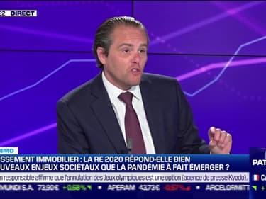 Christophe Capelli (Capelli): Quand la RE 2020 va-t-elle être mise en place ? - 15/04