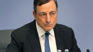 Mario Draghi est une fois de plus attendu au tournant