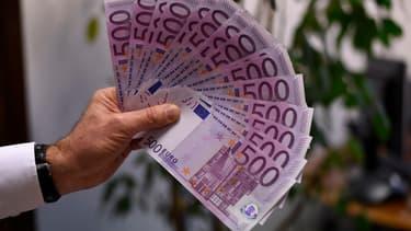 Le billet de 500 euros est réputé pour servir à des fins criminelles.