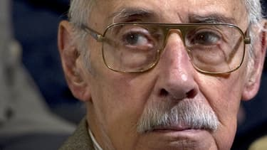 Jorge Videla le 22 juin 2010 pendant son procès.