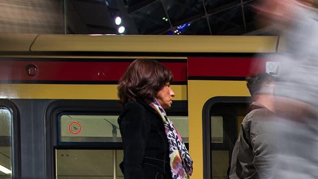 Le S-Bahn, équivalent du RER à Berlin. Photo d'illustration.