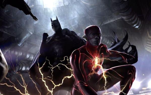 Flash et Batman