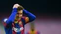 Lionel Messi avec le Barça