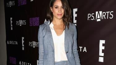 L'actrice Meghan Markle à Hollywood, en mai 2016