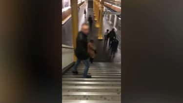 L'agresseur avait été filmé par la victime