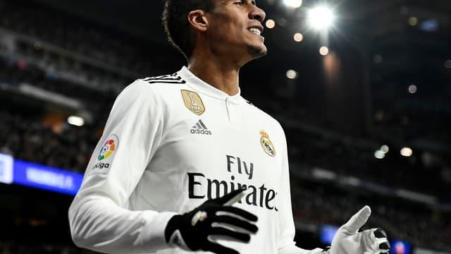 Raphaël Varane  (Real Madrid) est dans le viseur de la Juventus