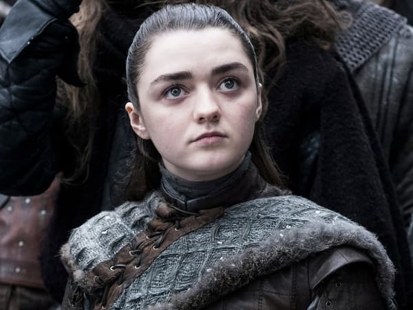 Arya dans Game of Thrones