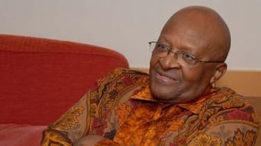 L'ancien archevêque Desmond Tutu