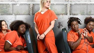 Les héroïnes de Orange is the new black