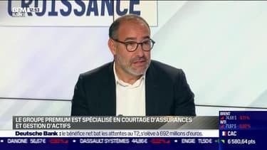 Olivier Farouz (Groupe Premium) : Le Groupe Premium est spécialisé en courtage d'assurances et gestion d'actifs - 28/07