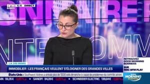 Marie Coeurderoy: Les Français veulent s'éloigner des grandes villes - 11/10
