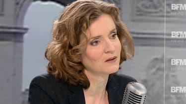 """Lundi matin sur BFMTV et sur RMC, Nathalie Kosciusko-Morizet a annoncé qu'elle voterait à titre personnel """"pour le candidat opposé au FN"""" au 2e tour de la législative partielle dans le Doubs, où l'UMP a été éliminé dès le 1er tour."""